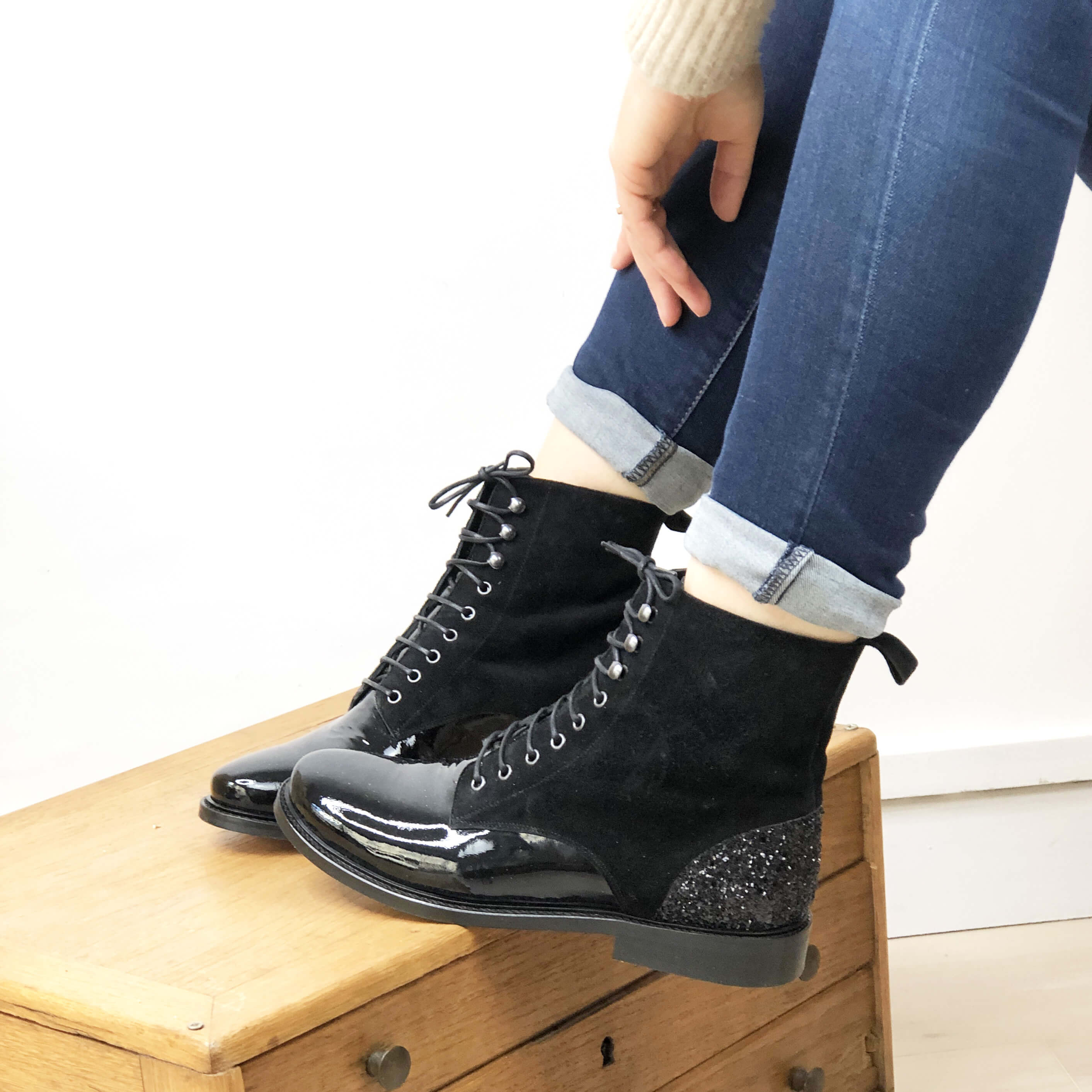 Bottines sur-mesure