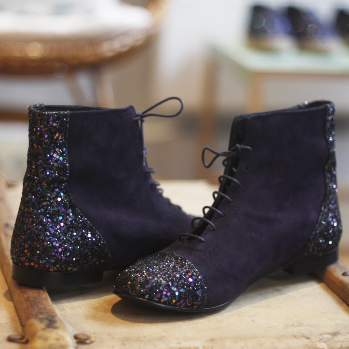 Les bottines DMUS